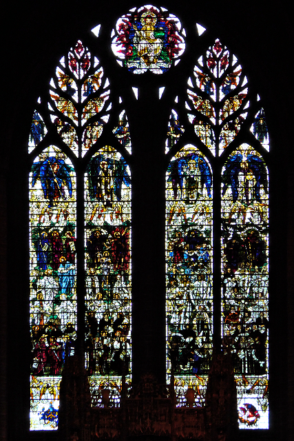 Liverpool Cathedral, Te Deum Window