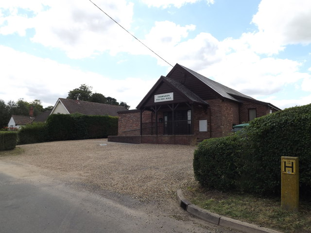 Thorndon Village Hall
