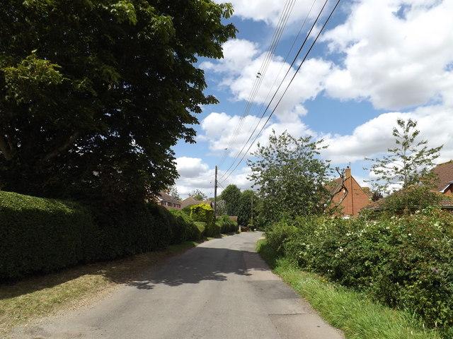 High Street, Thorndon
