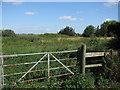 TF5703 : Vacant plot, Barroway Drove by Hugh Venables