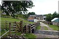 SK1951 : Lea Cottage Farm by Graham Hogg