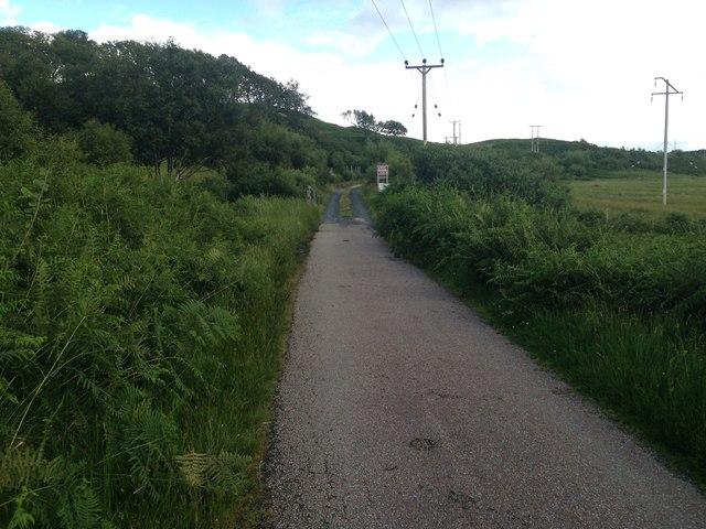 Track to Gorsten