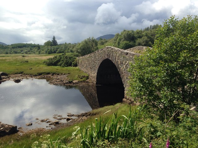 Bridge near Lochdon