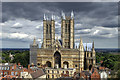 SK9771 : Lincoln Cathedral by Julian P Guffogg