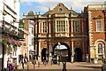 SP8213 : The Corn Exchange in Market Square by Steve Daniels