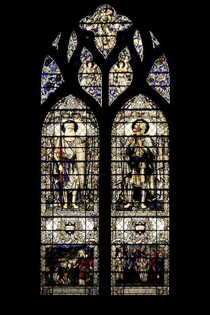 Liverpool Cathedral Chapter House Window