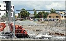 J3674 : The CS Lewis Civic Square, Belfast (July 2015) by Albert Bridge