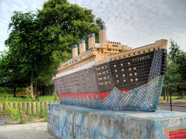 Replica Titanic, Toxteth