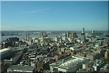 SJ3490 : Liverpool from the Radio City Tower by Oliver Mills