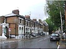 TQ2677 : Ashburnham Road, Chelsea by Chris Whippet