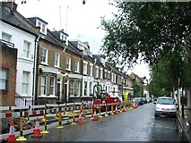 TQ2677 : Uverdale Road, Chelsea by Chris Whippet