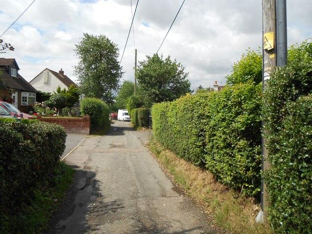High Wycombe: Squirrel Lane