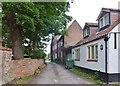 TA0339 : Coombs Yard, North Bar Within, Beverley, Yorkshire by Bernard Sharp