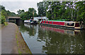 SK5538 : Narrowboats moored along the Nottingham & Beeston Canal by Mat Fascione