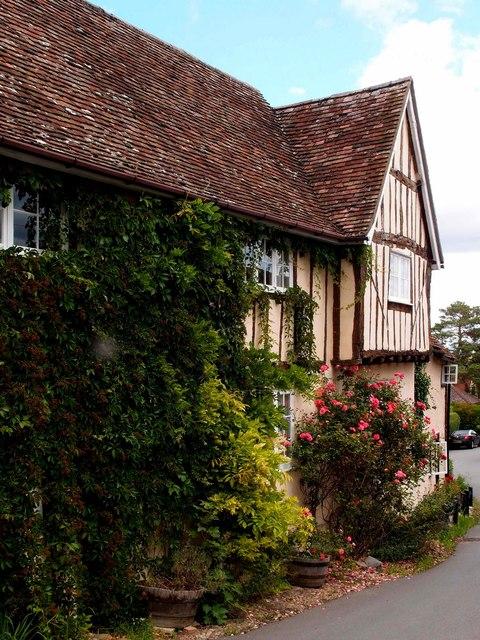 Timber-framed house, Church Street, Shillington