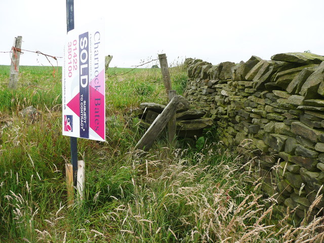 Stile on Sowerby Bridge FP112 (Link F)