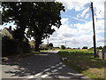 TM1170 : Roman Way, Stoke Ash by Adrian Cable