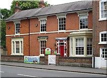 SK3436 : Derby - Ashbourne Road - No 40 by Dave Bevis