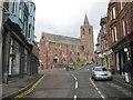 NN8621 : The Old South Church, Crieff by M J Richardson