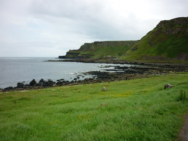 Port Ganny to the Amphitheatre