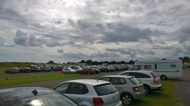 Lindisfarne Carpark