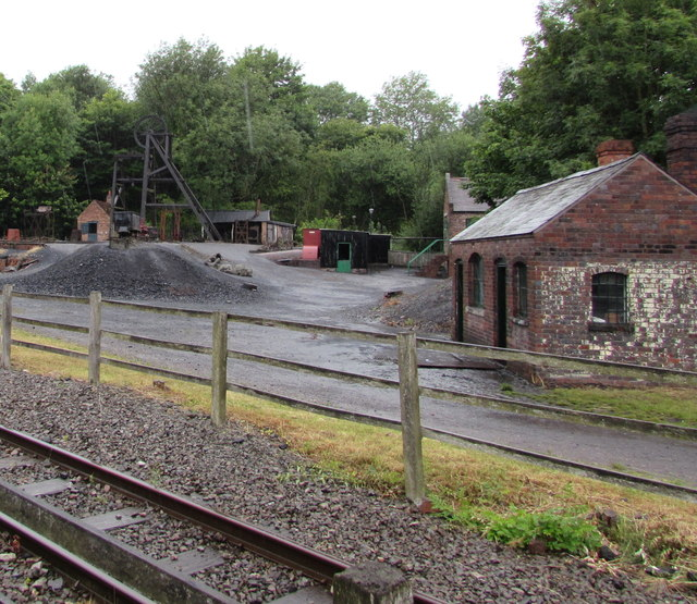 Racecourse Colliery Dudley