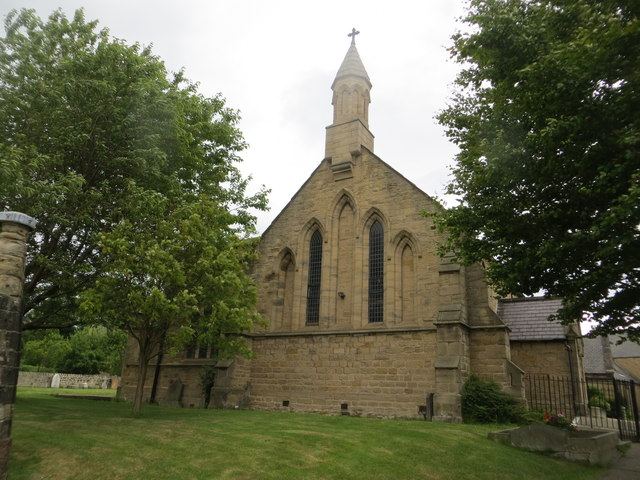 The Church of St Joseph at Birtley