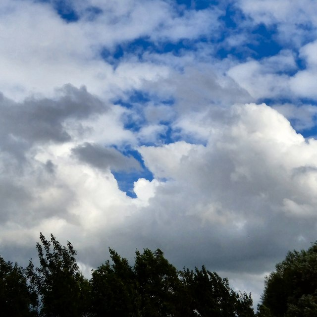Sky over Swains Valley