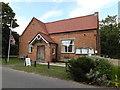 TM0969 : Wickham Skeith Village Hall by Geographer