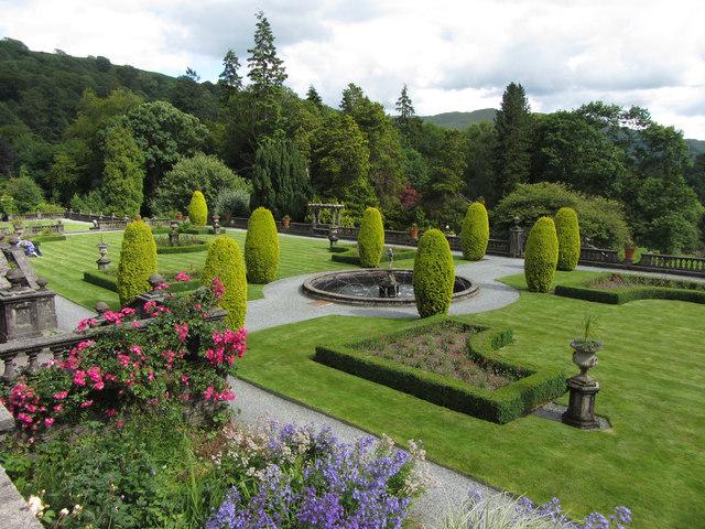 Rydal Hall - Gardens