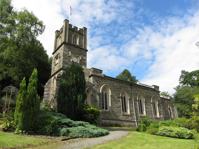 Church of St Mary, Rydal