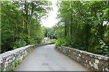 SH6027 : Bridge over the Artro by DS Pugh