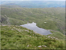 NY2807 : Stickle Tarn from Harrison Stickle by Gareth James