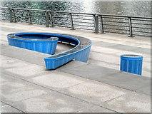 SJ8097 : Nine Dock by David Dixon