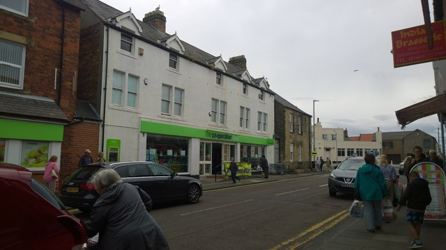 The Co-operative Food, Seahouses