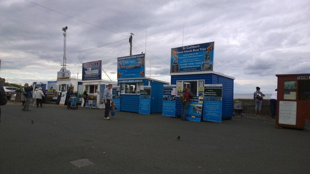 Farne Island boat trip operators