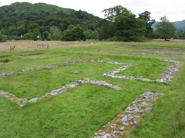 Ambleside Roman Fort (Galava)