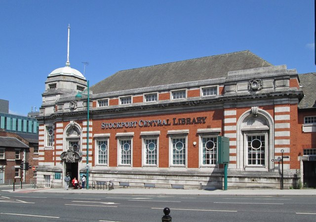 Stockport - Central Library