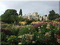 TL0892 : In the gardens at Elton Hall by Richard Humphrey