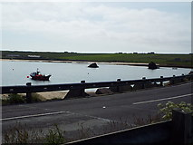 ND4798 : Off Churchill Barrier 3, Scapa Flow, Orkney by Jonathan Taylor
