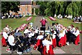 TF0919 : Music in the park at Bourne, Lincolnshire by Rex Needle