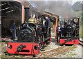 NY3224 : Threlkeld Quarry & Mining Museum - 2015 steam gala (2) by The Carlisle Kid