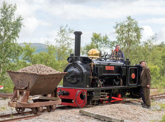 Threlkeld Quarry & Mining Museum - 2015 steam gala (10)