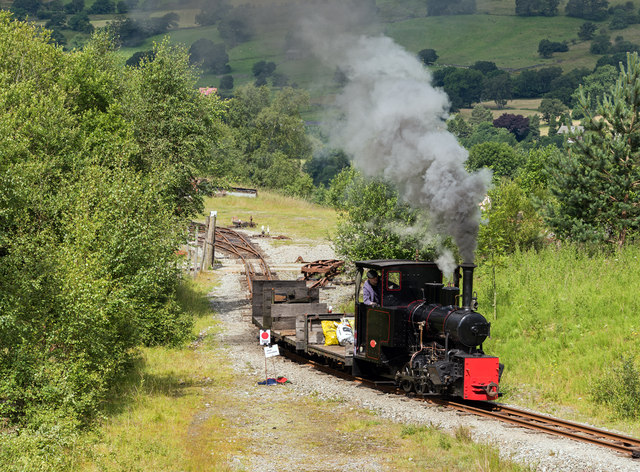Threlkeld Quarry & Mining Museum - 2015 steam gala (14)