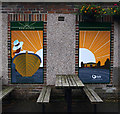 SD8433 : The Boathouse, Thompson Park by Ian Taylor