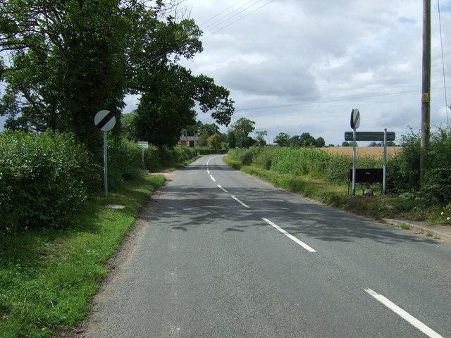 Leaving Ashwellthorpe