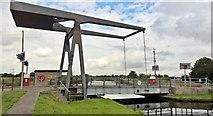 SE6912 : Wykewell Bridge, Thorne by Chris Morgan