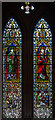 SO8454 : Stained glass window, Worcester Cathedral by Julian P Guffogg