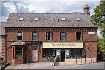 NY6820 : The Midland Hotel, Appleby by The Carlisle Kid
