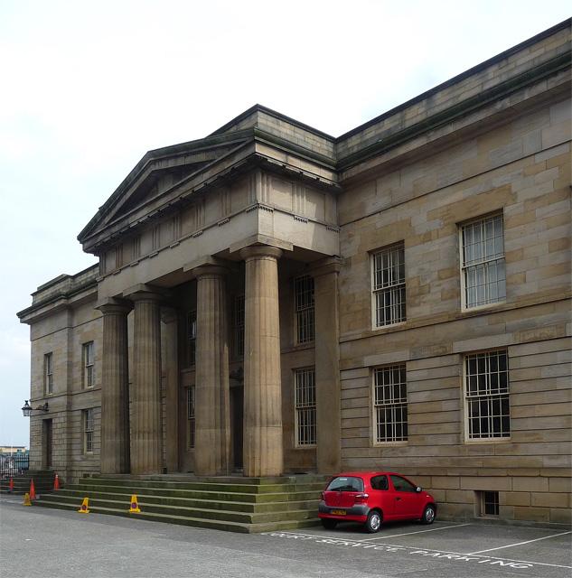 Moot Hall, Castle Garth, Newcastle